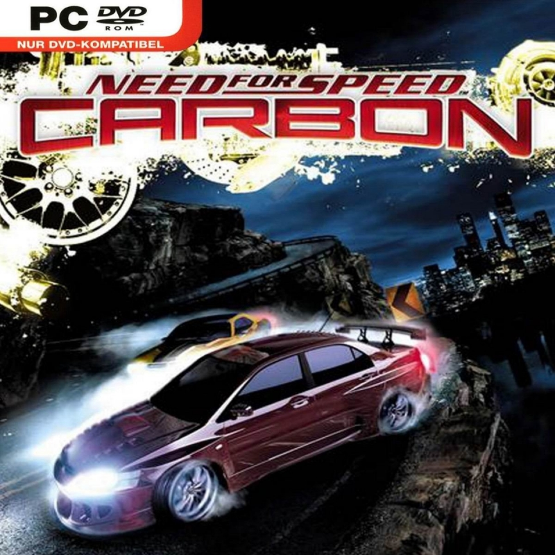 Need for speed Carbon - - Ost