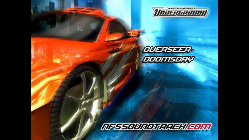 - The wonders of you Soundtrack NFS Underground 1