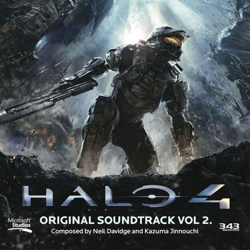 Neil Davidge - Foreshadow Halo 4 OST