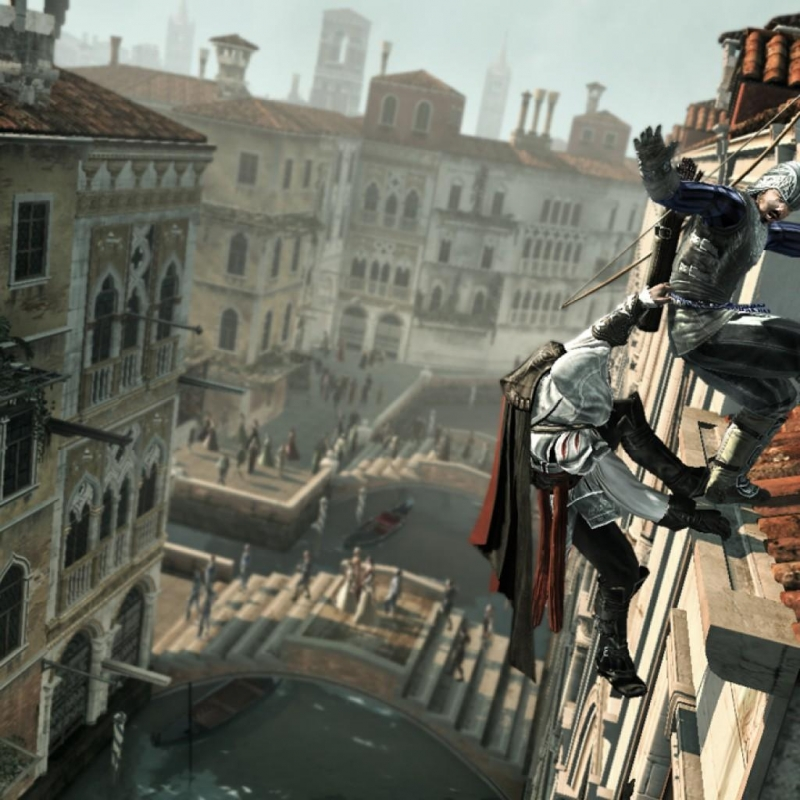 assassins creed 2 Tour of venice