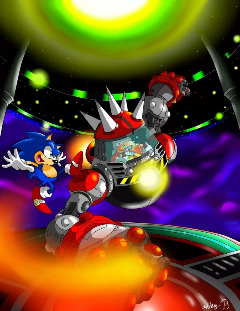 Boss - Big Arms Sonic 3 Final Boss - Sonic Generations 3DS Music Extended