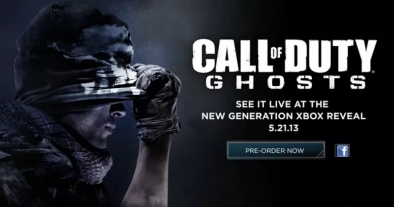 Call of Duty- Ghosts Masked Warriors Teaser Trailer