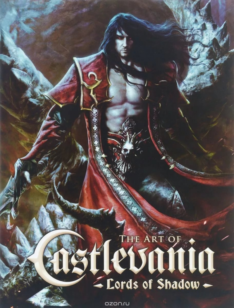 Castlevania Lords of Shadow - Haunting Path