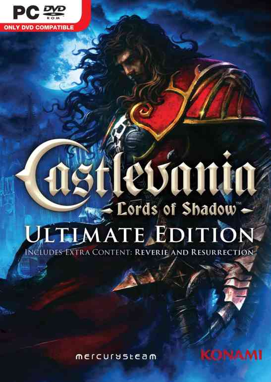 Castlevania Lords of Shadow - Ice Combat