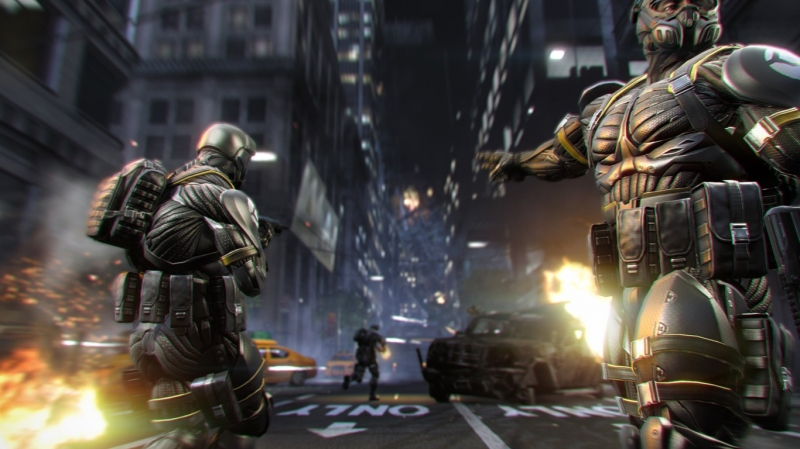 Crysis Xtreme Chaos Mod v1.1 in HD Updated