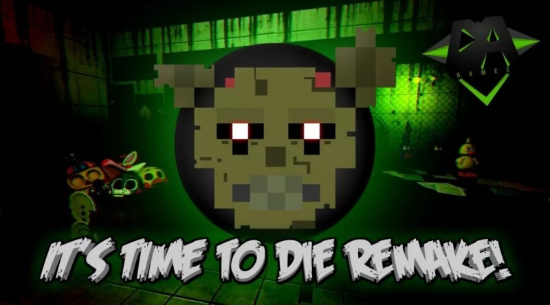 DAGames - It's Time To Die [RUS] Remake by Sayonara - FIVE NIGHTS AT FREDDY'S 3 SONG - YouTube