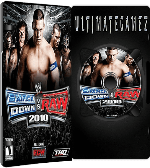 Download WWE SmackDown vs Raw 2010 PC