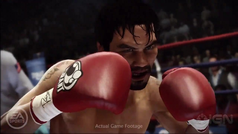 Fight Night Champion - Debut Trailer