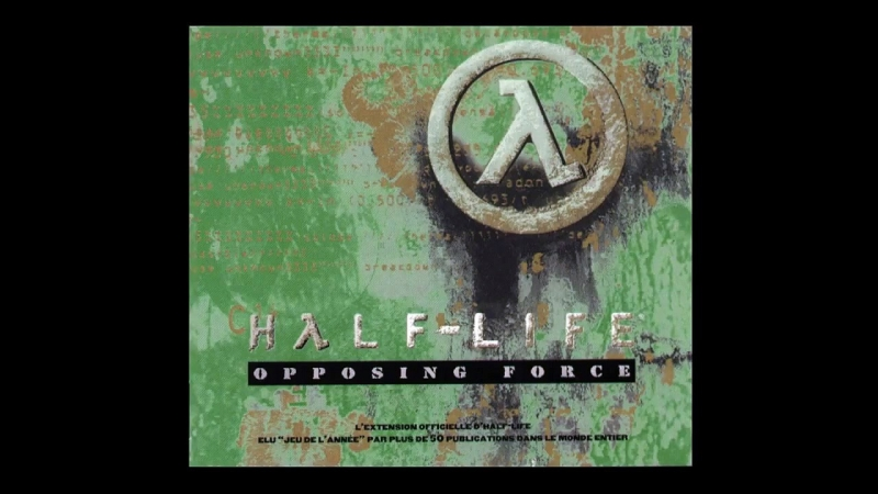 Half-Life- Opposing Force OST - 15 - Tunnel 1