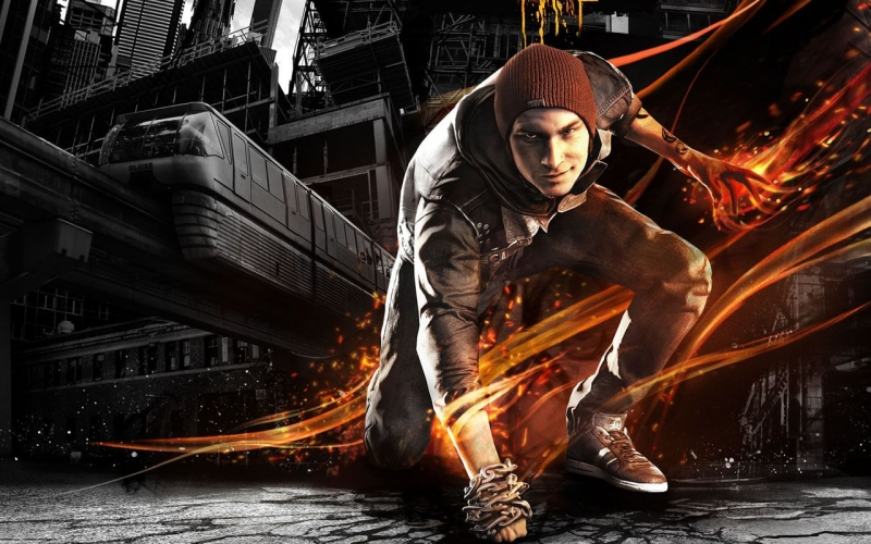 Infamous Second Son Soundtrack - Conflict Resolution