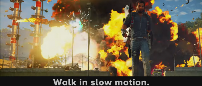 Just Cause 3 EXPLOSION RAP TRAILER