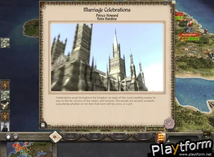 Medieval 2 Total War Marriage