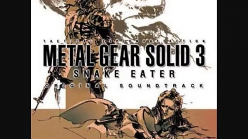 Metal Gear Solid 3-End theme Harryson Gregson Williams