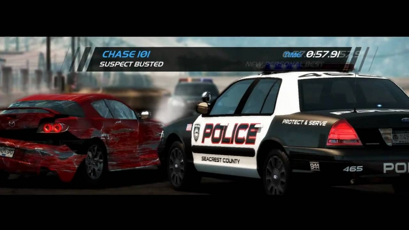 Need for Speed Hot Pursuit - Police Chase OST 5