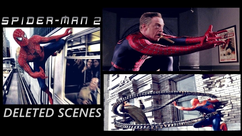 The Amazing Spider-Man 2 Deleted Scene
