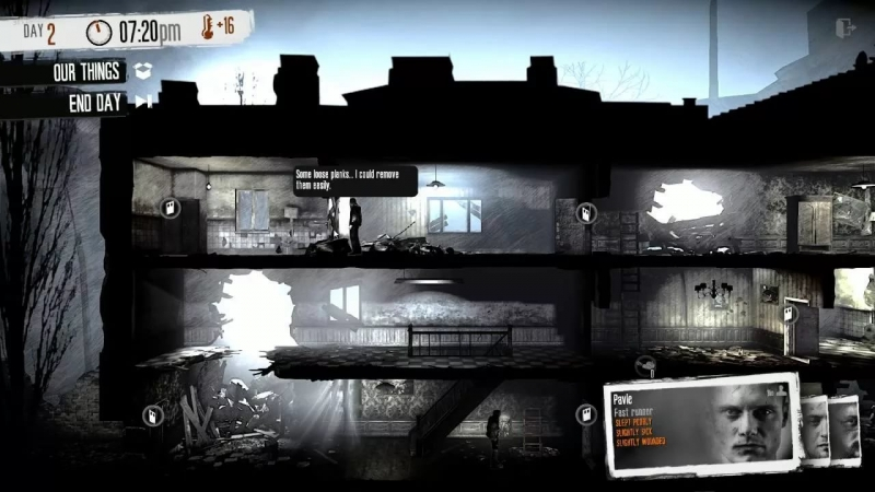 The War of Mine 2014