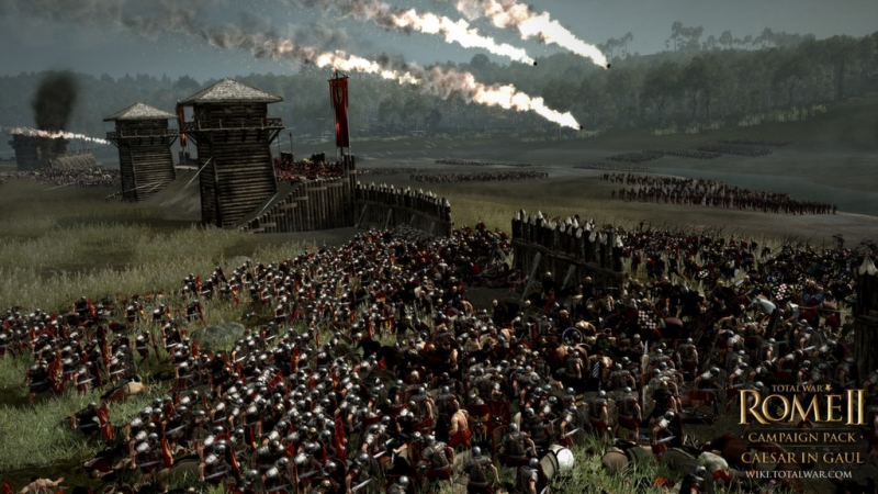 Total War- Rome 2 OST - Legions of Rome