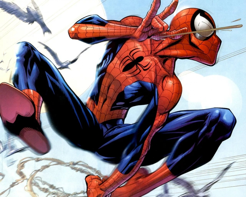 Ultimate Spider man 2013