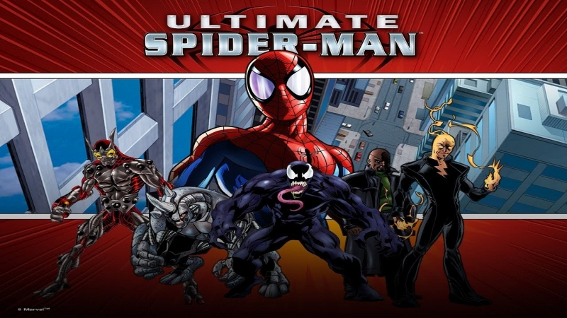 Ultimate Spider-Man Walkthrough Complete Game Movie - YouTube