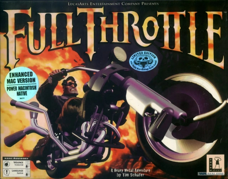 Full Throttle OST
