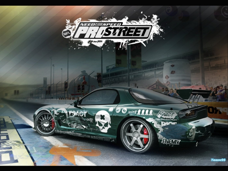 NFS ProStreet OST - Junkie XL - Brake Pipe and Hose