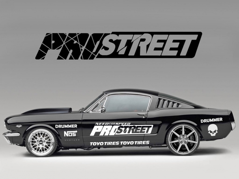 NFS ProStreet - Wiley - Bow E3