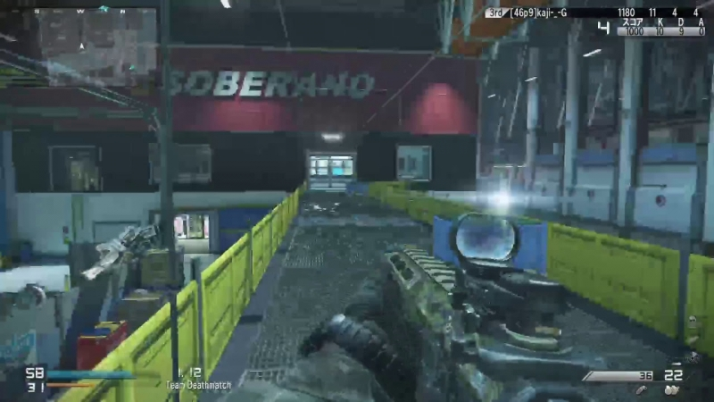 Nutronic - call of duty ghosts