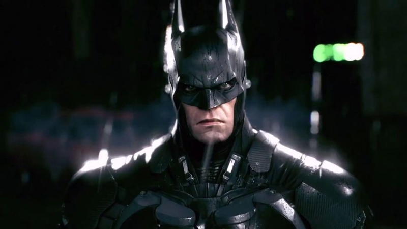 Official Baan - Arkham Knight Trailer