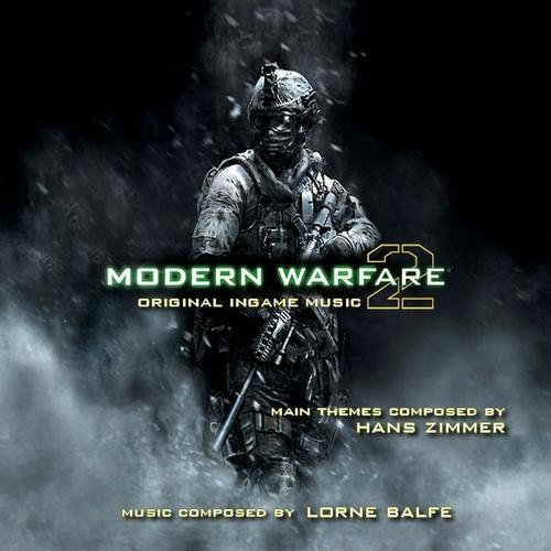 OST Call of Duty 4 Modern Warfare 2 - Training Radio Music Track 02