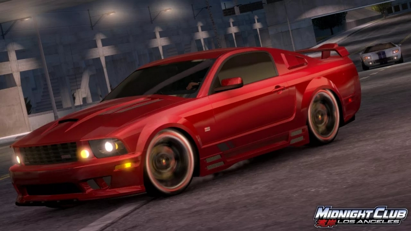 (OST Midnight Club Los Angeles) The Chemical Brothers - Midnight Madness