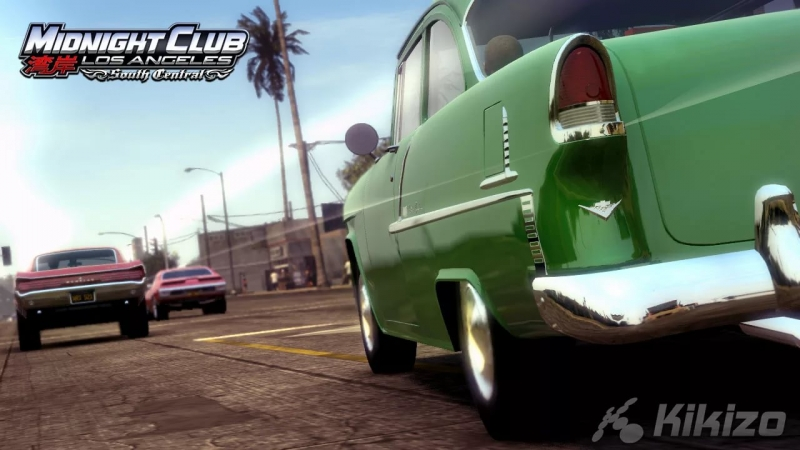 (OST Midnight Club Los Angeles) Wolfgang Garther