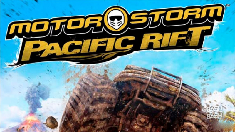 Ost Motorstorm 2 - Pacific Rift - Blood On Our Hands Justice Remix