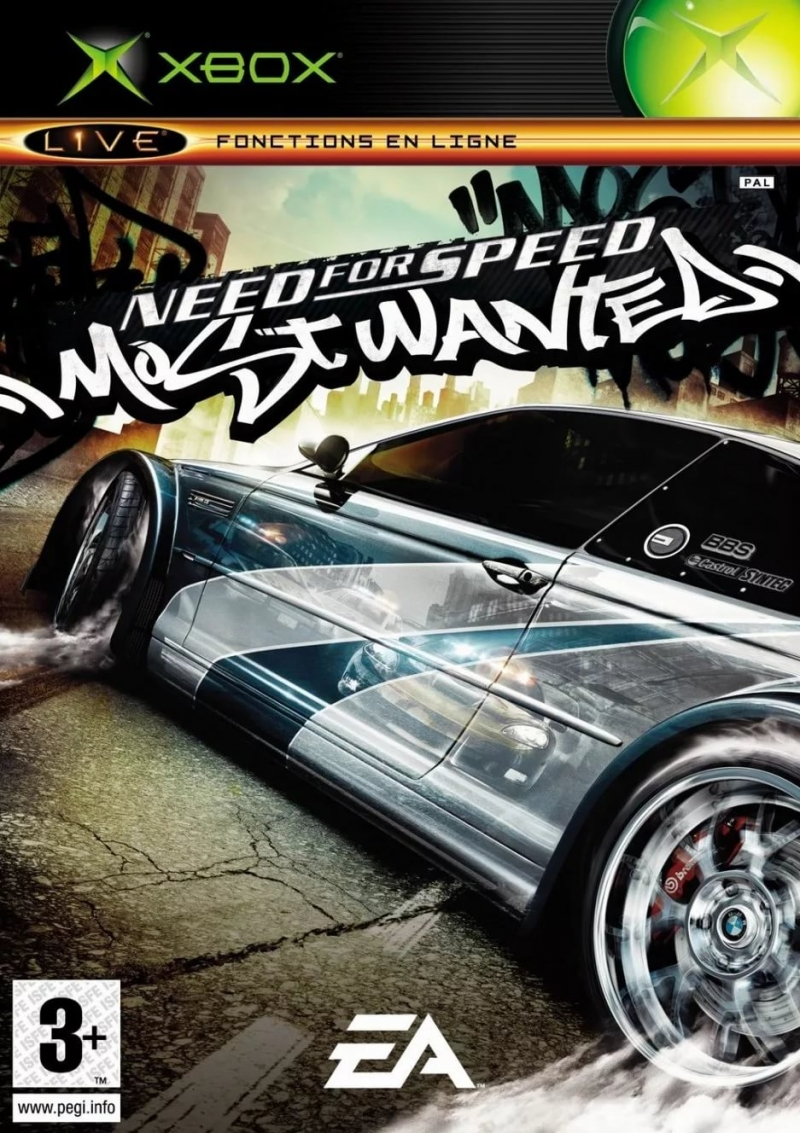 (OST)Need For Speed - Most Wanted