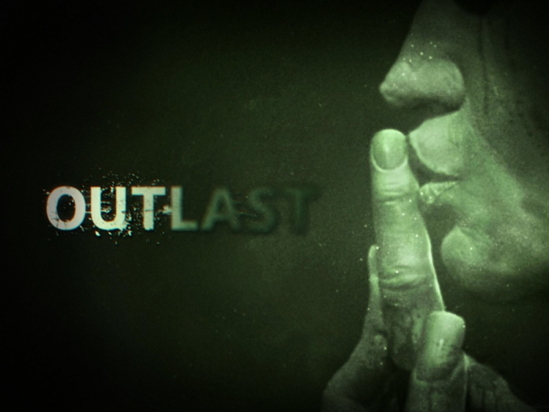 OST OutLast - Soldier Attack