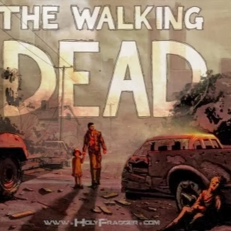 OST The Walking Dead Game - Goodbye