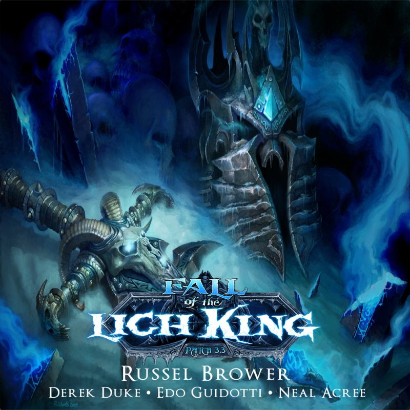 (OST World of Warcraft Fall of the Lich King) Derek Duke, Edo Guidotti, Russell Brower