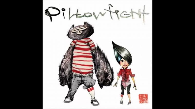 Pillowfight - Sleeping Dogs
