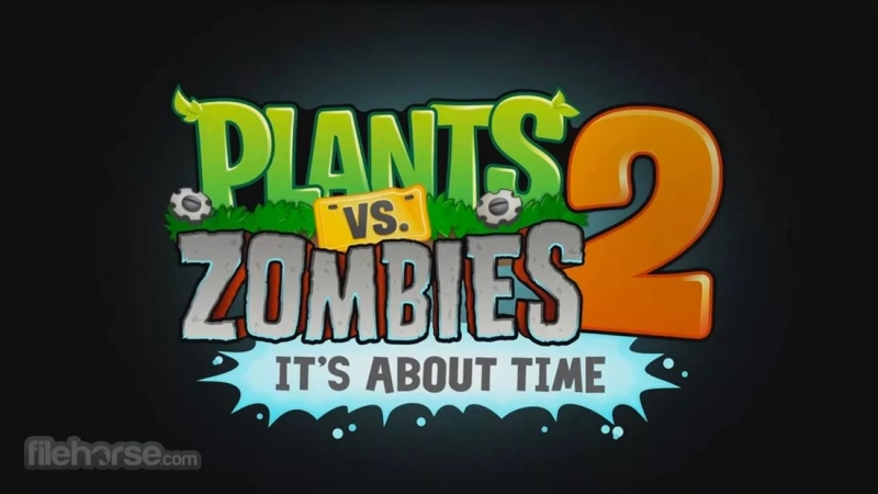 Plants vs. Zombies 2 - Classic Yard - You lose