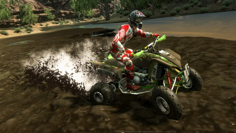 RELOADED - MX vs ATV Unleashed