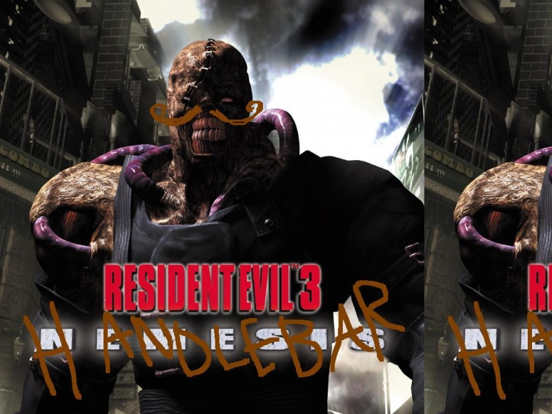 Resident Evil 3 Nemesis - The City Without Hope.