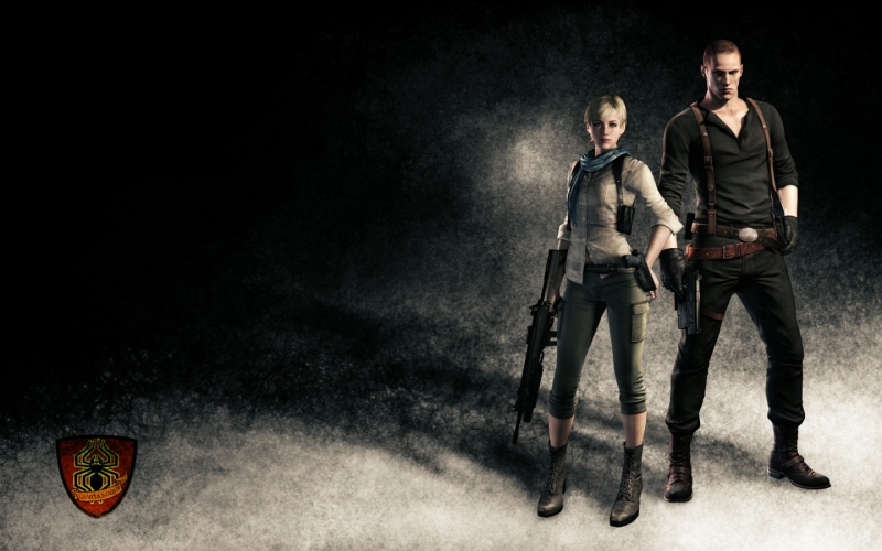 Resident Evil 6 - CD 2 - Underwater Facility/Let's Get Jake and Sherry