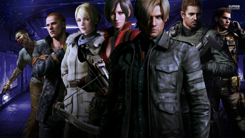 Resident Evil 6 (CD 4) - 18 - Indisposition