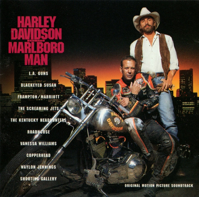 Roadhouse - Tower Of Love OST Harley Davidson and the Marlboro Man