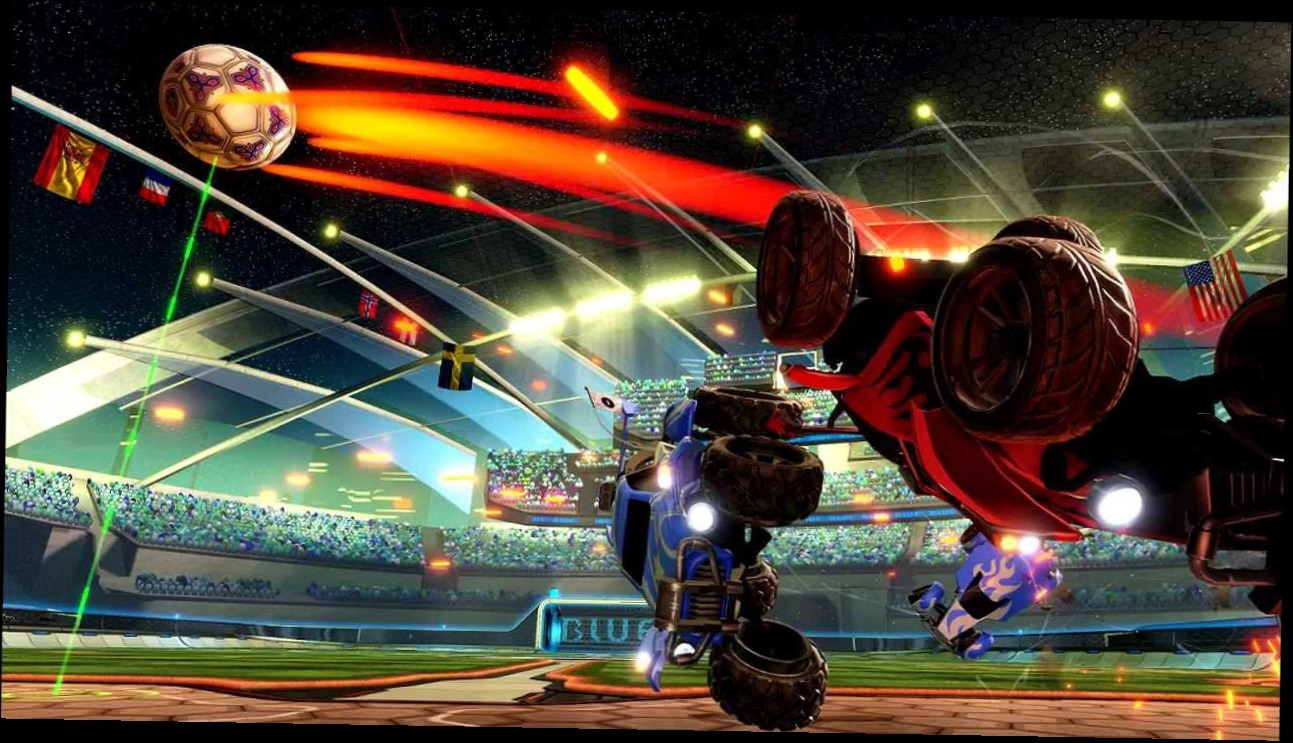 Rocket League Download Pc,PS4,Xbox 360