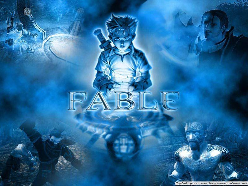 Russell Shaw - OST Fable The Lost Chapters - Temple of Light