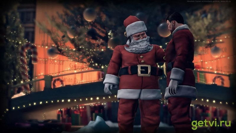 Saints Row IV How the Saints Save Chrisas - The Santa Clawz Mission Theme Chrisas Miracle