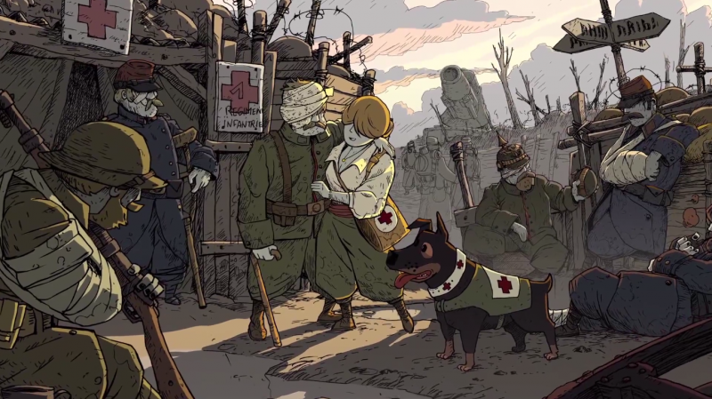 Serious Music - Valiant Hearts