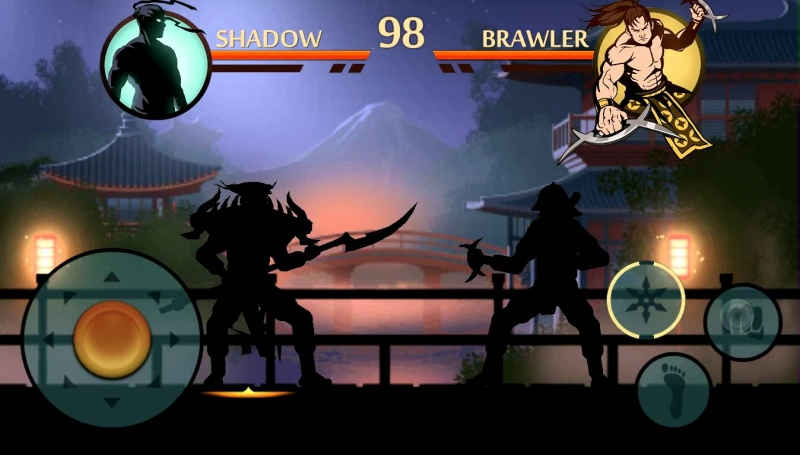 Shadow Fight 2 - Fight 7