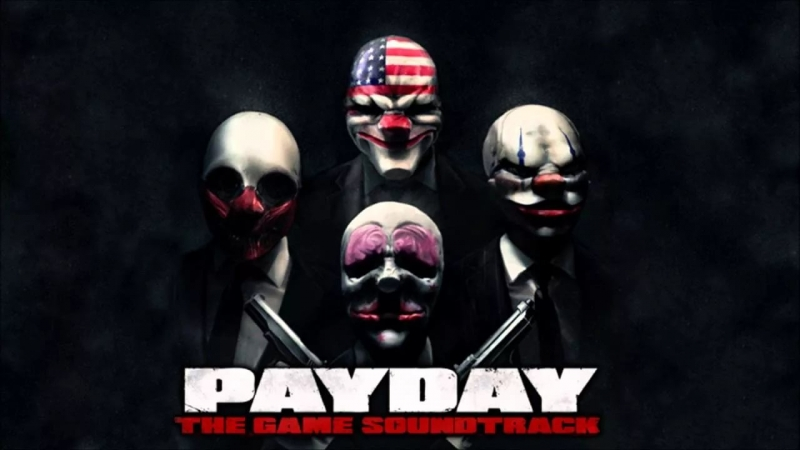Simon Viklund - Loadouts Payday The Heist OST