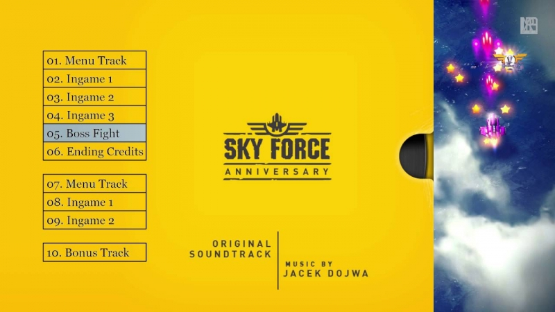 Sky Force 2014 OST - Track 4